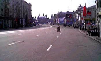 4 сентября перекроют Тверскую улицу