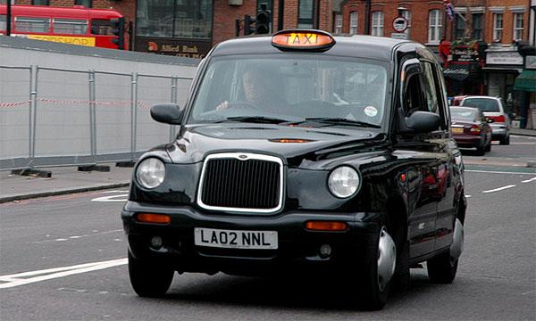 Geely займется производством лондонских такси