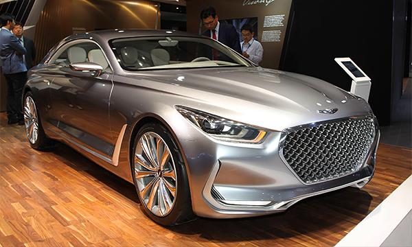 Hyundai показал, как будут выглядеть новые модели премиум-класса