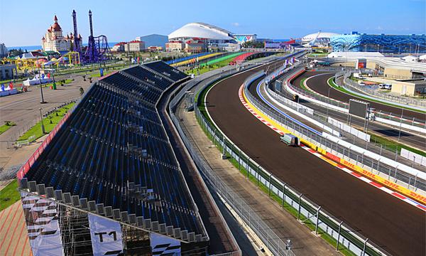 Сочи Автодром и еще 6 новых трасс Формулы-1