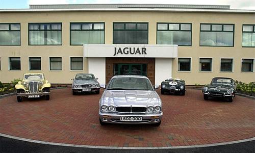 Британское правительство собирается помочь Jaguar Land Rover