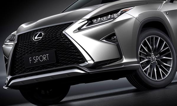 Новый Lexus RX получил турбомотор