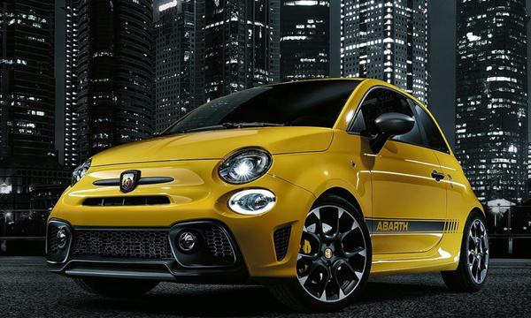 Fiat 500 Abarth стал мощнее