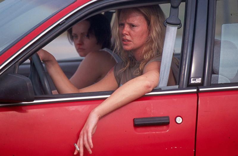 Кадр из фильма«Монстр»