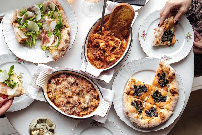 Пиццетты, Bosco MISHKA Bar