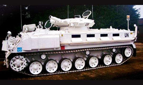 Лимузины начали делать из танков