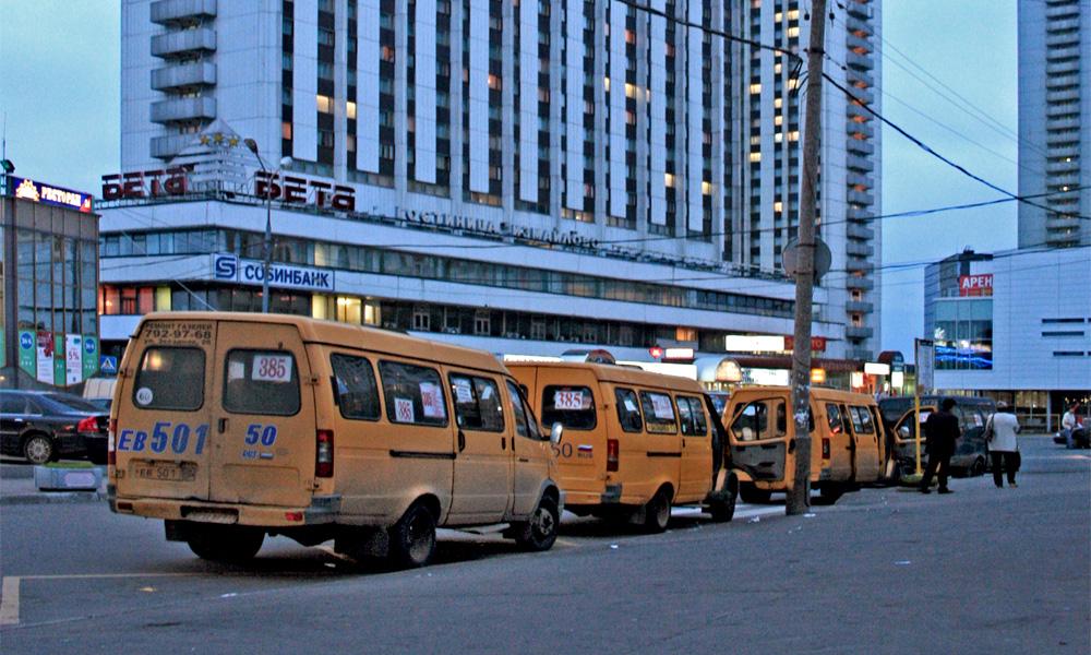 Перевозка пассажиров без лицензии будет обходиться в полмиллиона