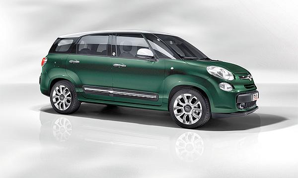 Fiat 500L стал семиместным