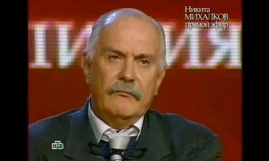 Никита Михалков: «Сниму мигалку тогда, когда захочу!»