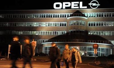 Правительству Германии не удалось решить судьбу Opel