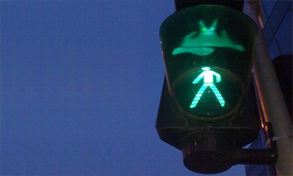 Светофоры с кнопкой для пешеходов разгрузят подмосковные трассы
