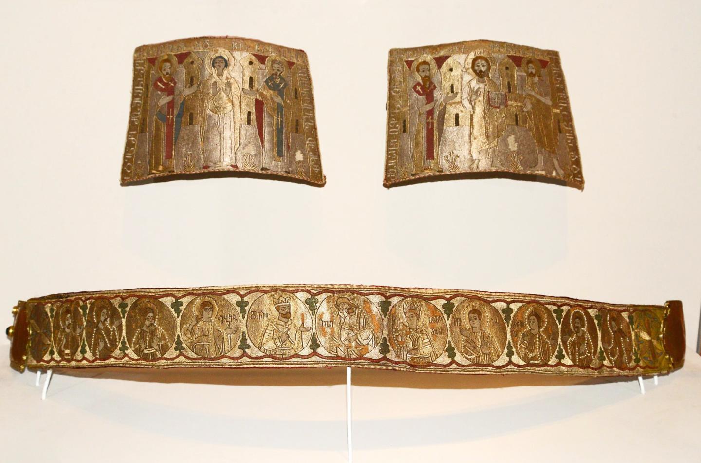 Национальный музей Грузии. Экспозиция «Сокровища средневековья»