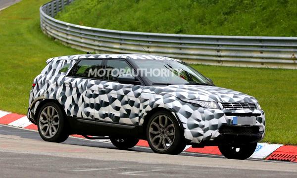 Land Rover тестирует новый Freelander