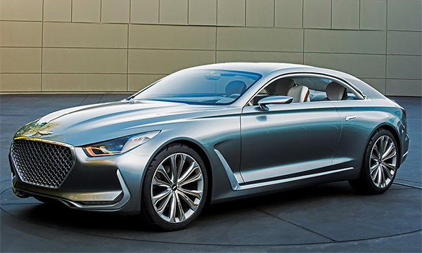 Hyundai показал прототип будущих моделей премиум-класса