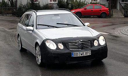 Новый Mercedes Е63 AMG