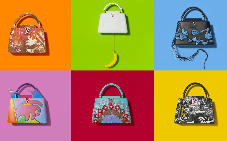 Коллекция сумок Louis Vuitton Artycapucines