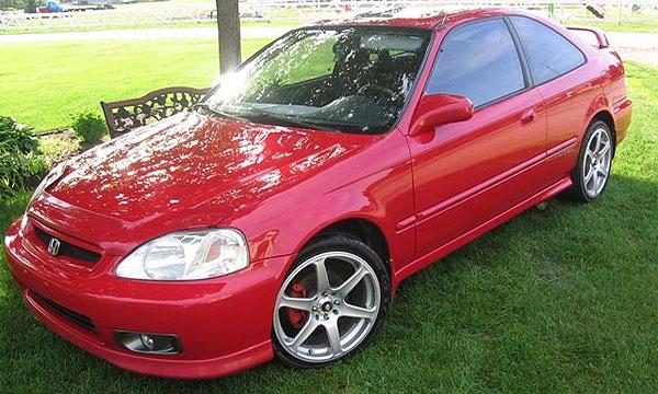 Honda Civic SiR 2000
