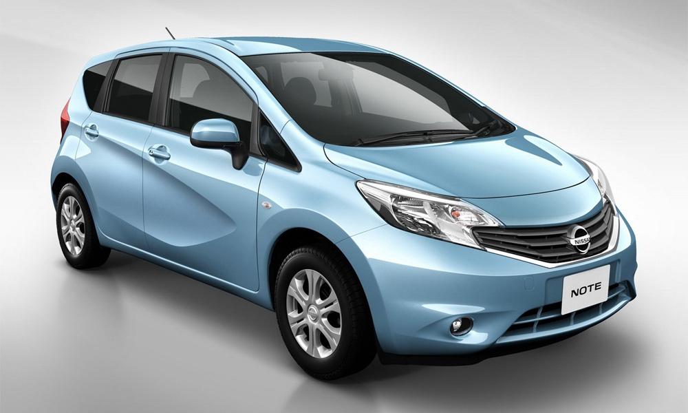 Новый Nissan Note получит турбированный мотор