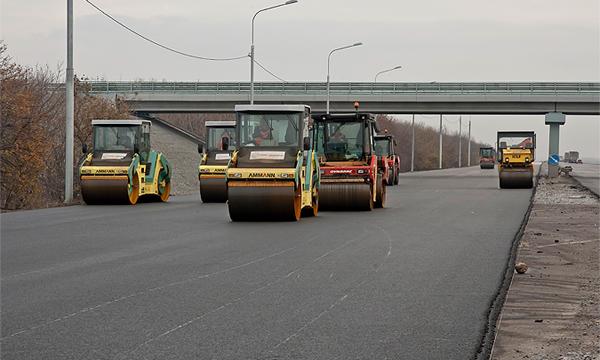 Первый отрезок новой трассы Москва – Петербург откроют в 2014 году