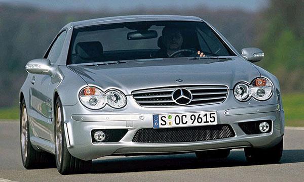 Mercedes Car Group за 10 месяцев продала почти миллион автомобилей