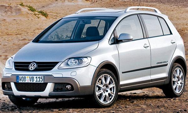 Volkswagen CrossGolf 2007