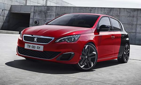 Peugeot рассекретил «заряженный» хэтчбек 308