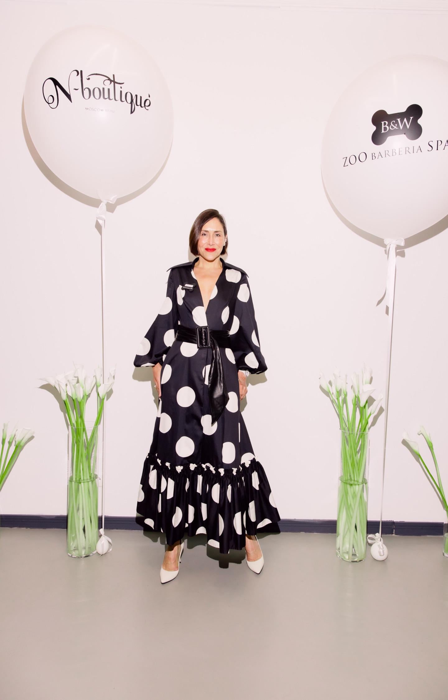 Илона Камышникова, владелица бутика-красоты N-Boutique и спа-салона для домашних животных zoo Barberia SPA