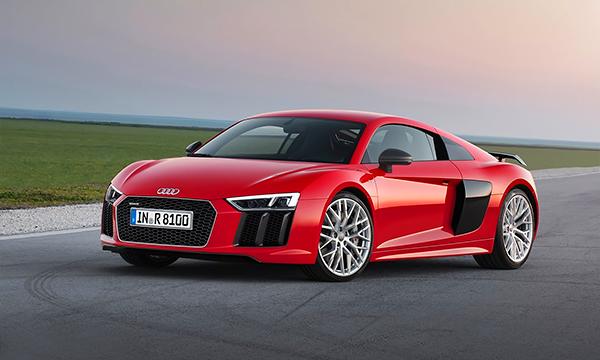 Суперкар Audi и еще 9 очень быстрых моделей