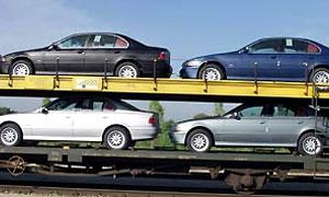 Машины завезли