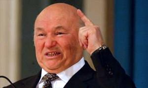 Лужков раскритиковал деятельность столичной ГИБДД