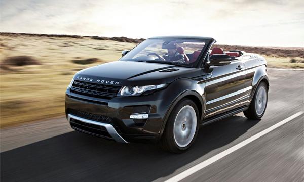 Кабриолет Range Rover Evoque пойдет в серийное производство
