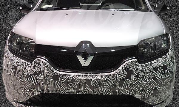 «Заряженный» Renault Sandero RS рассекретили до премьеры