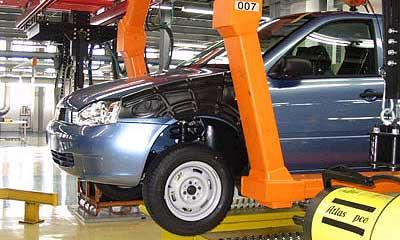 Автомобили Lada будут комплектоваться шинами Кама