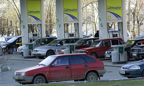 Минфин предложил увеличить сборы за счет роста цен на бензин