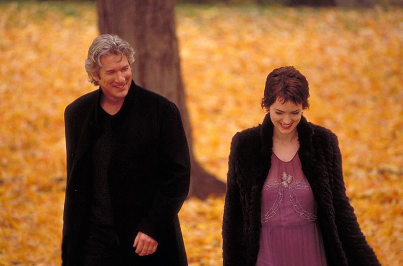 Кадр из фильма«Осень в Нью-Йорке»