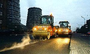 В Москве отремонтируют 7 млн кв. м. дорог