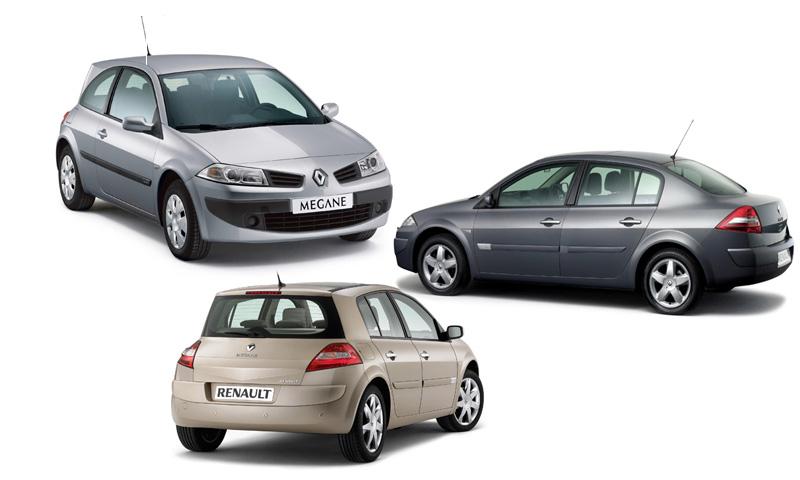 Созвездие Renault Megane