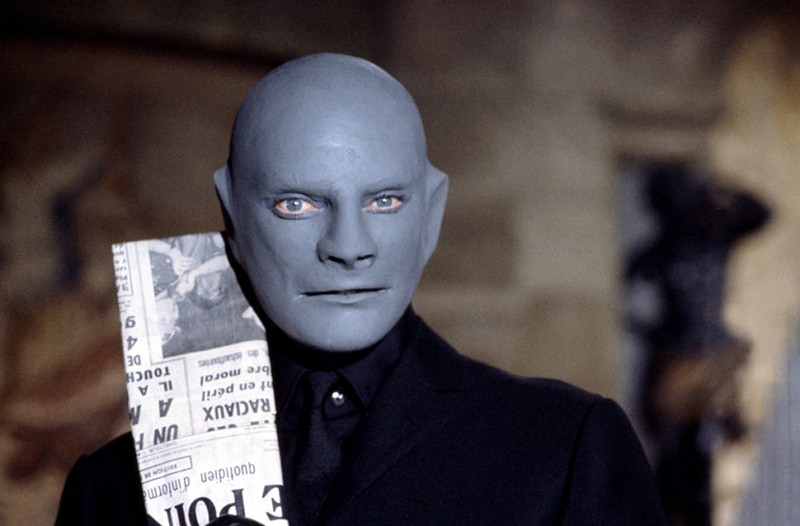 Кадр из фильма«Фантомас»