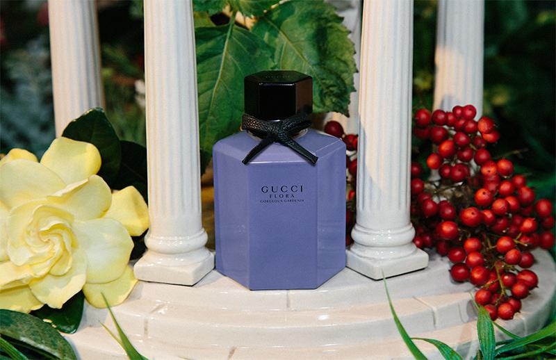 Лимитированный аромат Flora Gorgeous Gardenia, Gucci