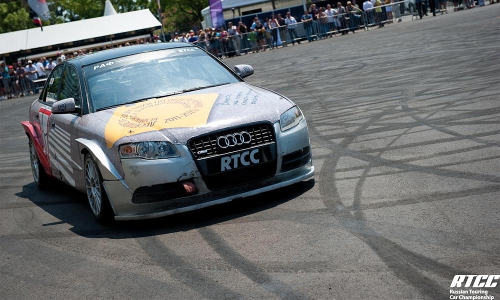 «Формула Сочи»: гоночное такси и серьезные намерения