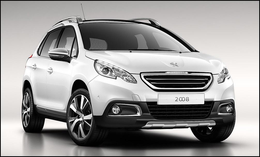 Peugeot 2008: вот он какой