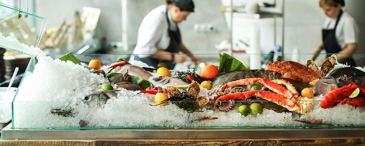 Ресторан «Рыба моя»