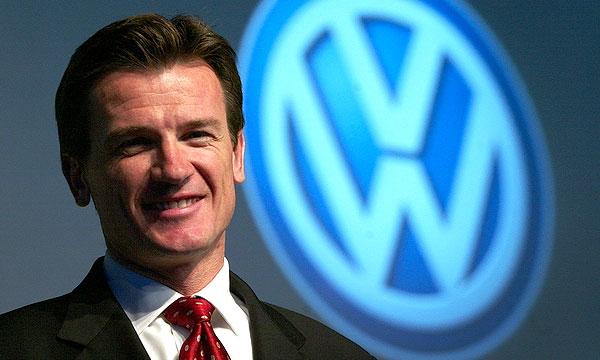 Вольфганг Бернхард:  Немецкий производитель хочет получить конкурентоспособную модель