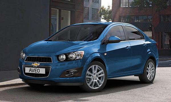 Chevrolet отзывает 70 тысяч автомобилей в России