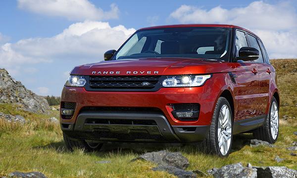 Трудности перевода. Тест-драйв Range Rover Sport