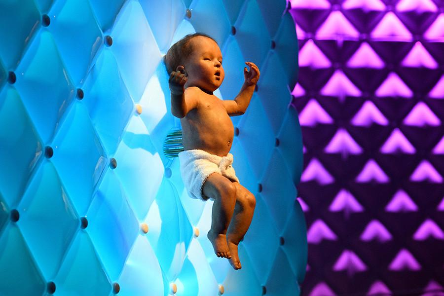 Робот «Младенец»