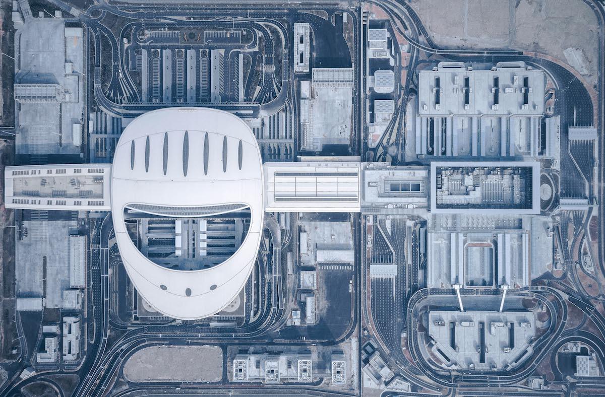 Пересечение границ Гонгонг-Чжухай-Макао. Категория«Экстерьер»