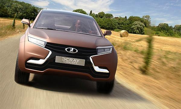 Принципиально новые Lada появятся в 2015 году
