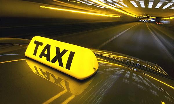 Такси в Подмосковье станет бежевым и желтым