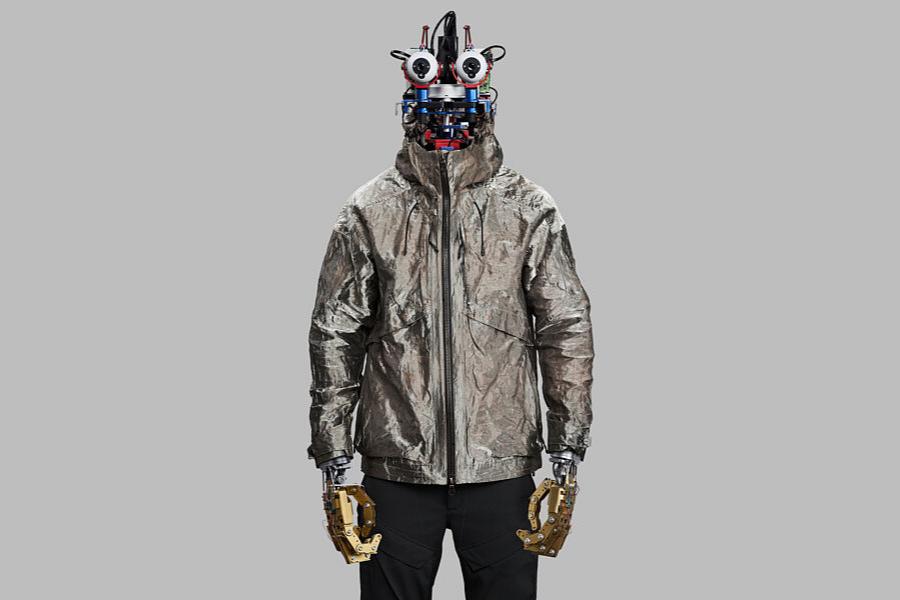 Противовирусная курткаVollebak